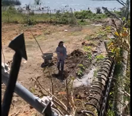 Después de mes y medio y presión social, solucionan derrame de aguas residuales