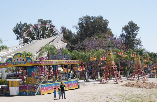 At last! Carnival rides removed from the Malecón in Chapala