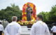 Chapala's muted celebration of St. Francis of Asis